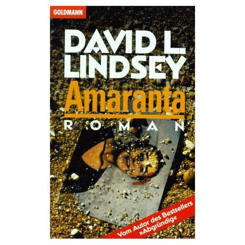 Lindsey, David L. - Amaranta. - Preis vom 26.02.2021 06:01:53 h