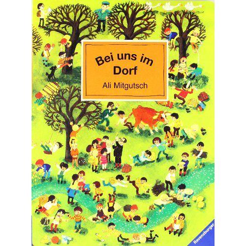 - Bei uns im Dorf: Mein Wimmelbuch - Preis vom 14.05.2021 04:51:20 h