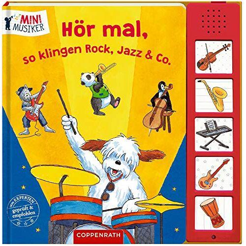 - Hör mal, so klingen Rock, Jazz & Co. (Mini-Musiker) - Preis vom 10.05.2021 04:48:42 h
