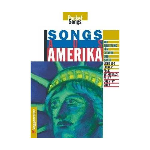Gerhard Buchner - Songs aus Amerika: Mit Anleitung für Gitarre und Banjo - Preis vom 17.04.2021 04:51:59 h