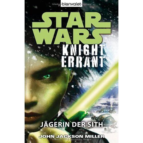 Jackson Star Wars(TM) Knight Errant: Jägerin der Sith - Preis vom 20.10.2020 04:55:35 h