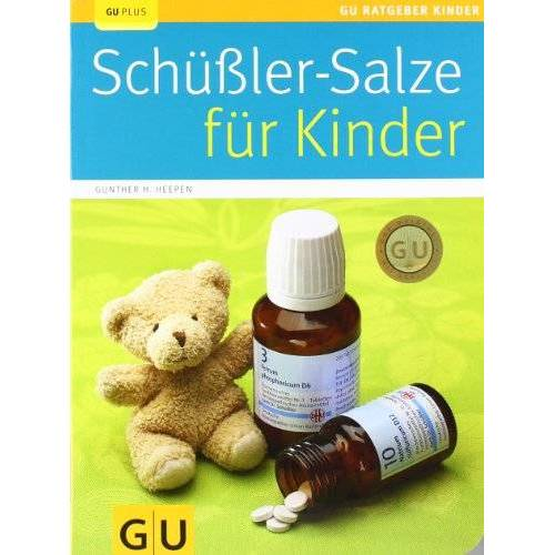 Heepen, Günther H. - Schüßler-Salze für Kinder (GU Ratgeber Kinder) - Preis vom 13.05.2021 04:51:36 h