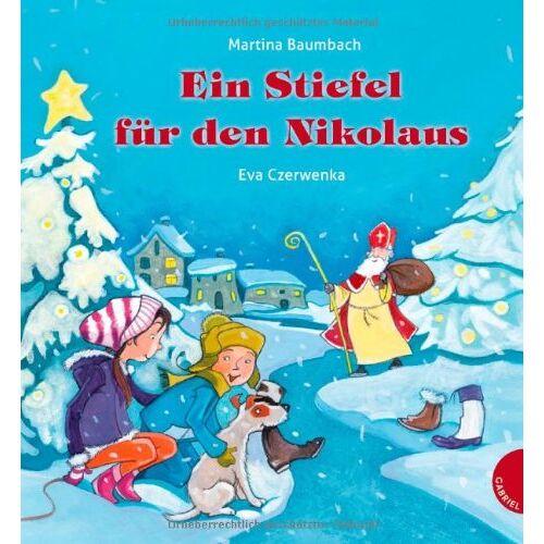 Martina Baumbach - Ein Stiefel für den Nikolaus - Preis vom 06.09.2020 04:54:28 h