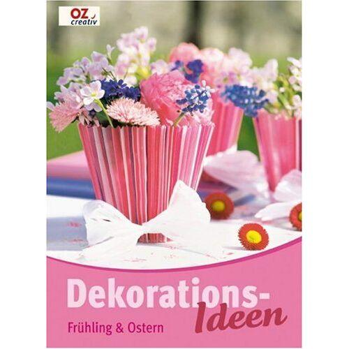 - Dekorationsideen Frühling und Ostern - Preis vom 07.09.2020 04:53:03 h