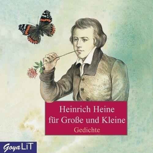 Heinrich Heine - Heinrich Heine für Große und Kleine, 1 Audio-CD - Preis vom 03.05.2021 04:57:00 h