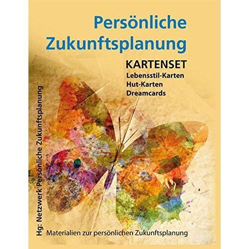 Netzwerk Persönliche Zukunftsplanung e.V. - Persönliche Zukunftsplanung: Kartenset: Lebensstil-Karten / Hut-Karten / Dreamcards - Preis vom 24.05.2020 05:02:09 h