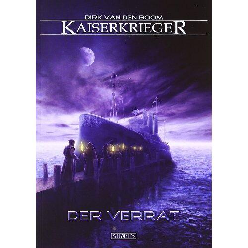 Boom, Dirk van den - Kaiserkrieger 2: Der Verrat - Preis vom 10.05.2021 04:48:42 h