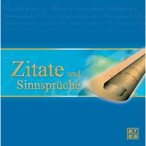 - Zitate und Sinnsprüche - Preis vom 07.03.2021 06:00:26 h