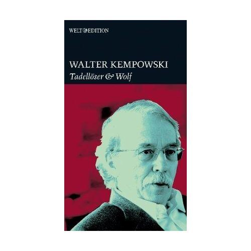 Walter Kempowski - Tadellöser & Wolff - Preis vom 23.10.2020 04:53:05 h
