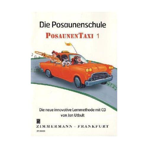"""Jan Utbult - Die Posaunenschule Posaunentaxi"""" 1 - Preis vom 25.02.2021 06:08:03 h"""