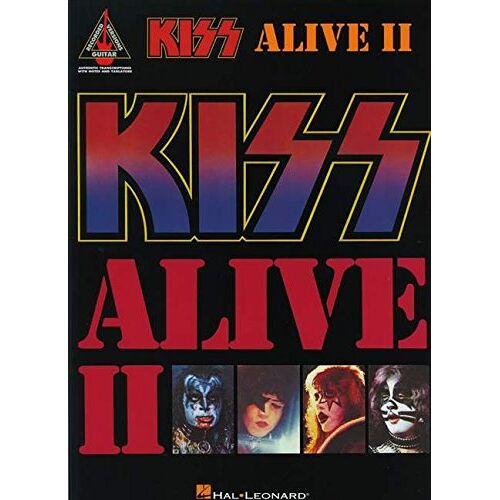 - Kiss: Alive II: Noten für Gitarre (Guitar Recorded Versions) - Preis vom 25.02.2020 06:03:23 h