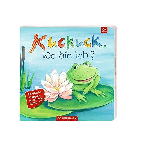 - Kuckuck, wo bin ich?: Mit reiß- und speichelfesten Klappen - Preis vom 28.02.2021 06:03:40 h