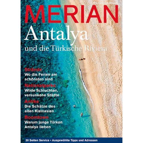 - MERIAN Antalya und die türkische Riviera (MERIAN Hefte) - Preis vom 06.05.2021 04:54:26 h