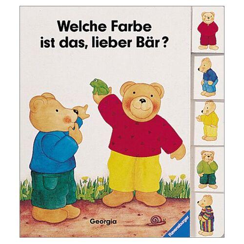 - Welche Farbe ist das, lieber Bär? - Preis vom 14.05.2021 04:51:20 h