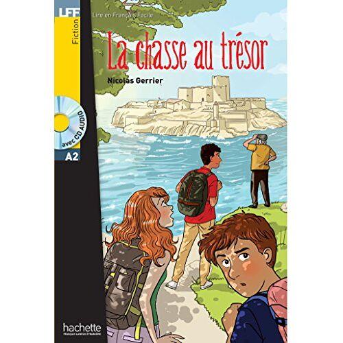 Nicolas Gerrier - La chasse au tresor - Book + CD MP3: La Chasse au Trésor + CD audio - Preis vom 24.02.2021 06:00:20 h