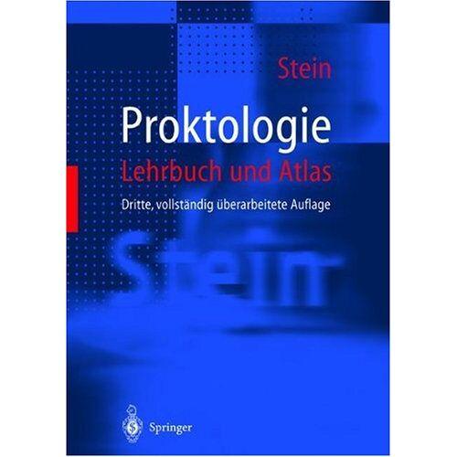 Ernst Stein - Proktologie: Lehrbuch und Atlas - Preis vom 01.03.2021 06:00:22 h