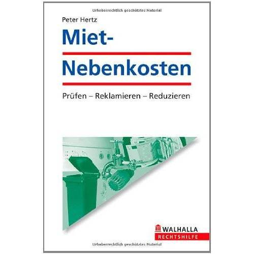 Hertz Miet-Nebenkosten: Prüfen - Reklamieren - Reduzieren - Preis vom 06.05.2021 04:54:26 h