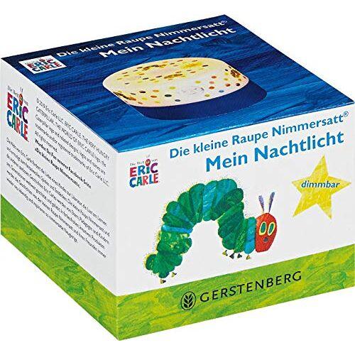 Eric Carle - Die kleine Raupe Nimmersatt - Mein Nachtlicht - Preis vom 03.04.2020 04:57:06 h