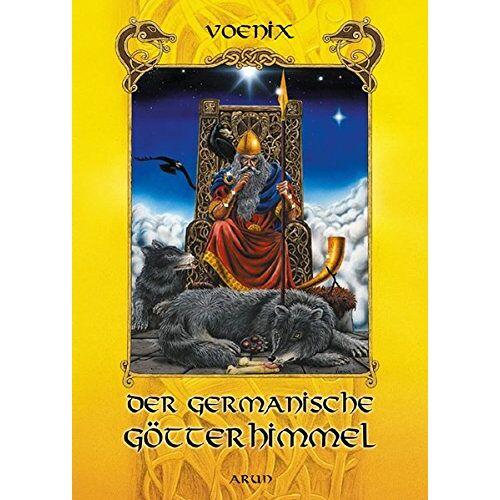 Voenix - Der germanische Götterhimmel - Preis vom 23.01.2020 06:02:57 h