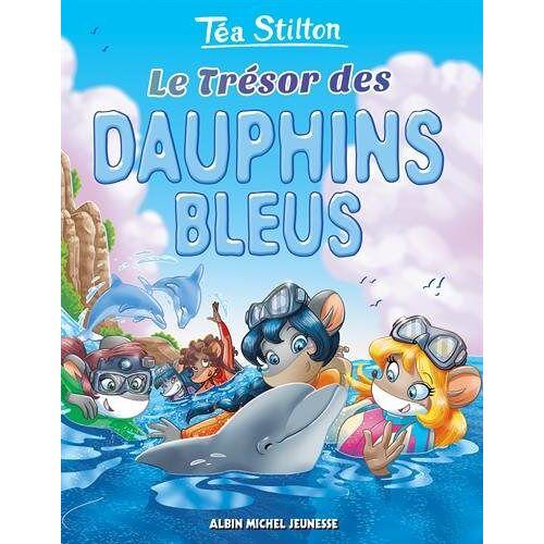 - Téa Sisters, Tome 23 : Le trésor des dauphins bleus - Preis vom 28.02.2021 06:03:40 h