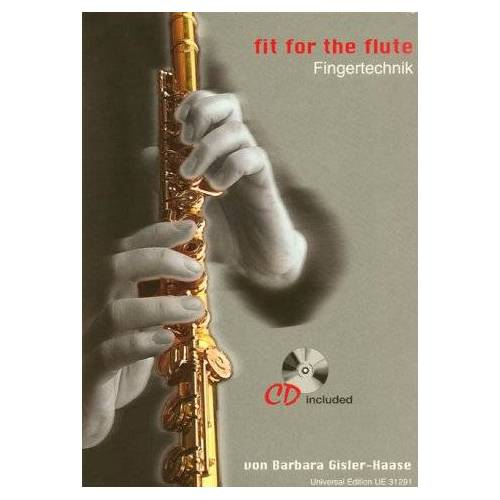 - Fit for the Flute 1 - Fingertechnik. Flöte - Preis vom 22.01.2021 05:57:24 h