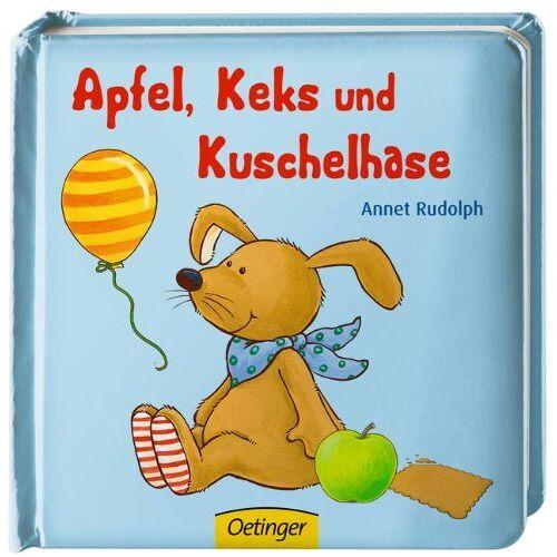 Annet Rudolph - Apfel, Keks und Kuschelhase - Preis vom 03.05.2021 04:57:00 h
