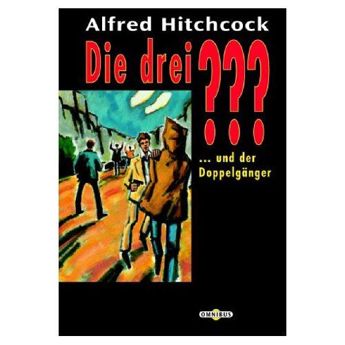 Alfred Hitchcock - Die 3 Fragezeichen: Die drei ??? und der Doppelgänger. (drei Fragezeichen). - Preis vom 23.10.2020 04:53:05 h