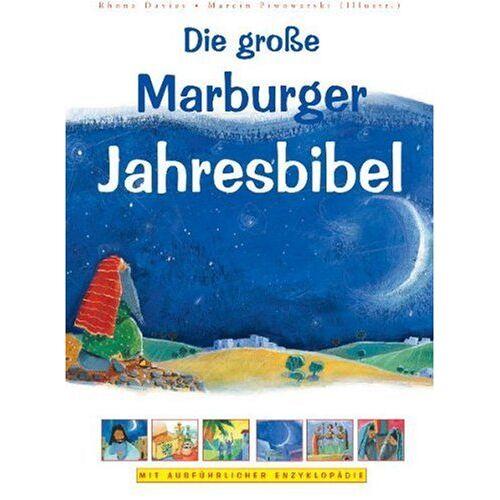 Rhona Davies - Die große Marburger Jahresbibel - Preis vom 14.04.2021 04:53:30 h