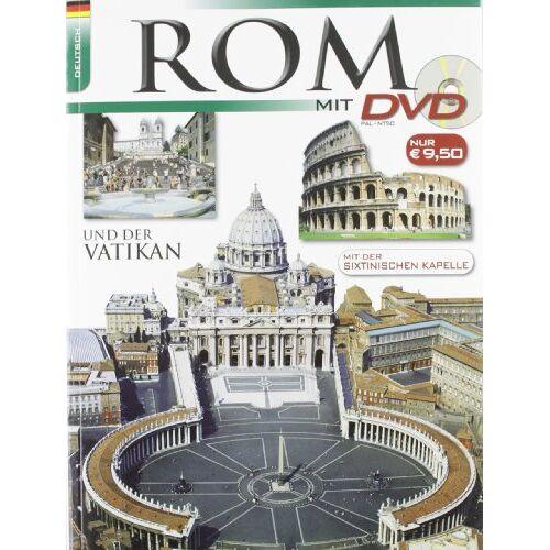 - Rom und der Vatikan, m. DVD und Poster - Preis vom 13.05.2021 04:51:36 h
