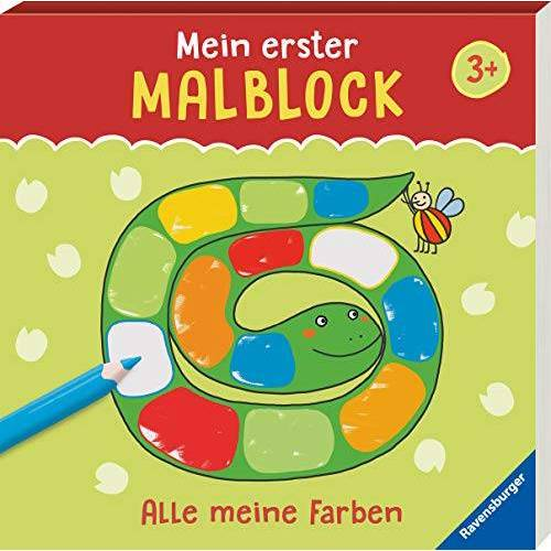 - Mein erster Malblock: Alle meine Farben - Preis vom 20.01.2020 06:03:46 h