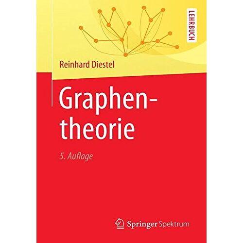 Reinhard Diestel - Graphentheorie - Preis vom 18.01.2020 06:00:44 h