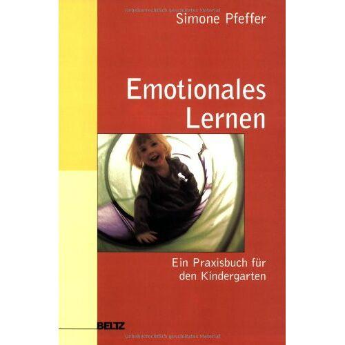 Simone Pfeffer - Emotionales Lernen (Edition Sozial) - Preis vom 03.05.2021 04:57:00 h