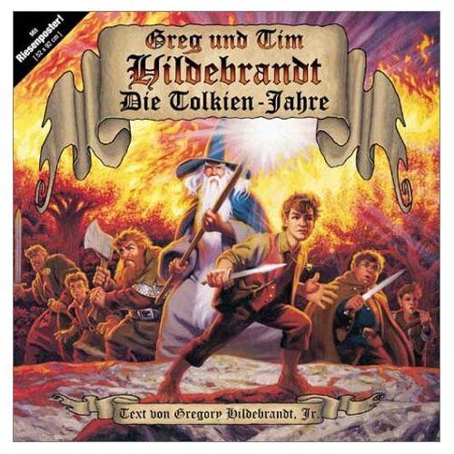 Hildebrandt, Gregory Jr. - Greg und Tim Hildebrandt. Die Tolkien-Jahre: - Preis vom 21.04.2021 04:48:01 h
