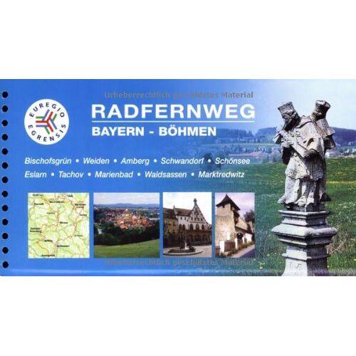 - Radfernweg Euregio Egrensis Bayern-Böhmen: 1:75000, Bischofsgrün, Weiden, Amberg, Schwandorf, Schönsee, Eslarn, Tachov, Marienbad, Waldsassen, Marktredwitz - Preis vom 28.02.2021 06:03:40 h