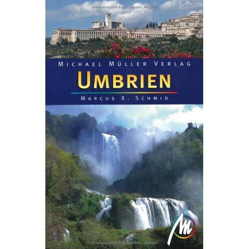 Schmid, Marcus X. - Umbrien - Preis vom 26.02.2021 06:01:53 h