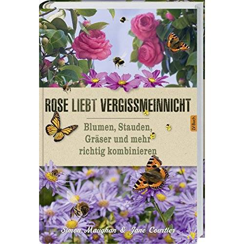 The Ivy Press LTD - Rose liebt Vergissmeinnicht - Preis vom 05.09.2020 04:49:05 h
