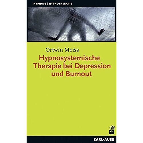Ortwin Meiss - Hypnosystemische Therapie bei Depression und Burnout (Hypnose und Hypnotherapie) - Preis vom 25.10.2020 05:48:23 h