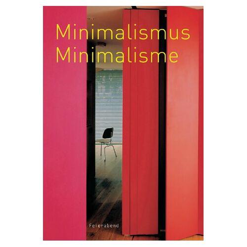 Collectif - Minimalismus; Minimalisme - Preis vom 20.10.2020 04:55:35 h