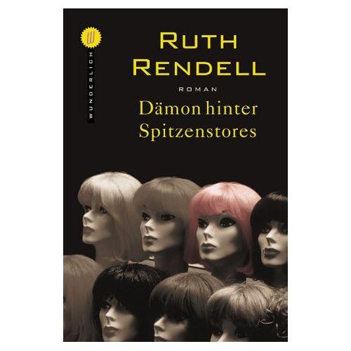 Ruth Rendell - Dämon hinter Spitzenstores - Preis vom 14.04.2021 04:53:30 h