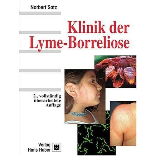 Norbert Satz - Klinik der Lyme - Borreliose - Preis vom 05.09.2020 04:49:05 h