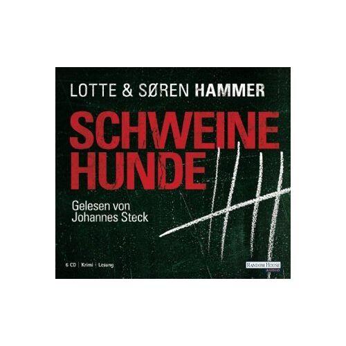 Hammer, Lotte und Søren - Schweinehunde - Preis vom 08.05.2021 04:52:27 h