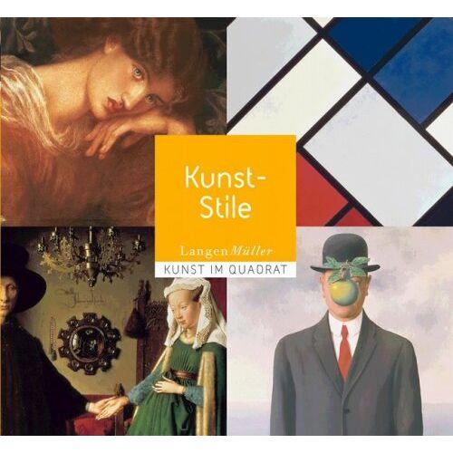 Camilla De la Bedoyere - Kunst-Stile. Kunst im Quadrat - Preis vom 14.04.2021 04:53:30 h