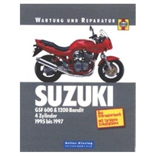 Matthew Coombs - Suzuki GSF 600 & 1200 Bandit - Preis vom 21.10.2020 04:49:09 h