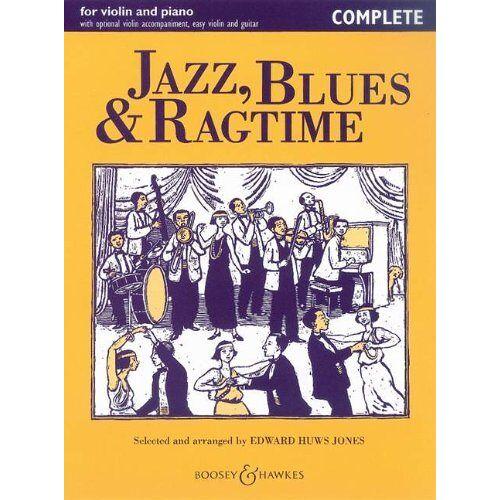 - Jazz Blues & Ragtime. Violine, Klavier - Preis vom 18.04.2021 04:52:10 h