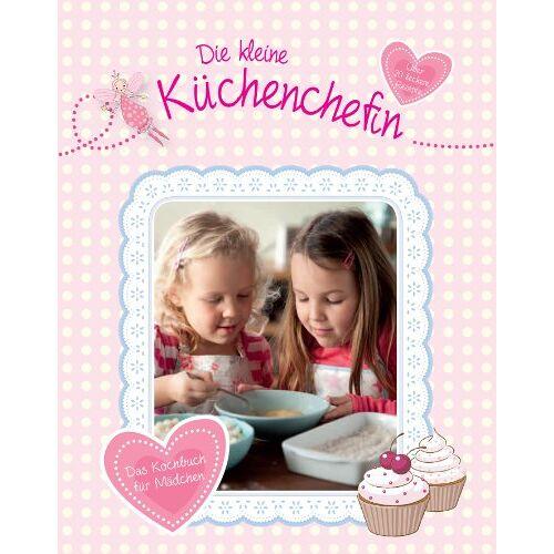 Parragon - Kochbuch kleine Küchenchefin: Das Kochbuch für Mädchen - Preis vom 05.09.2020 04:49:05 h