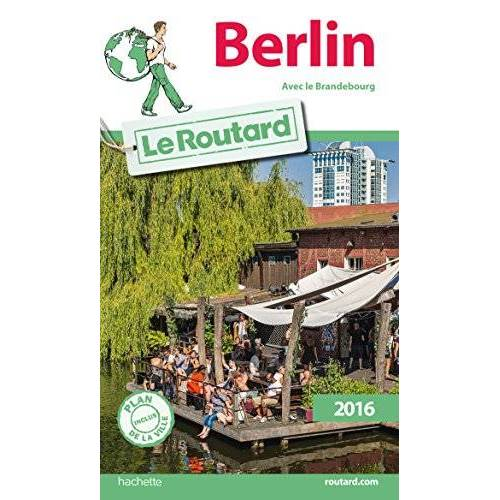 Le Routard - Guide du Routard Berlin 2016 - Preis vom 21.10.2020 04:49:09 h