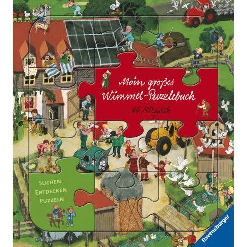 - Mein großes Wimmel-Puzzlebuch - Preis vom 03.03.2021 05:50:10 h