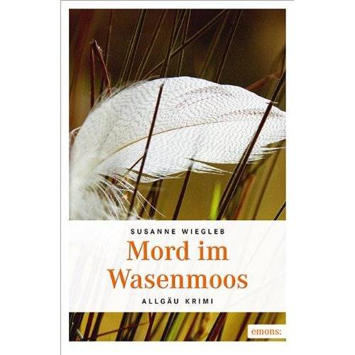 Susanne Wiegleb - Mord im Wasenmoos - Preis vom 14.01.2021 05:56:14 h
