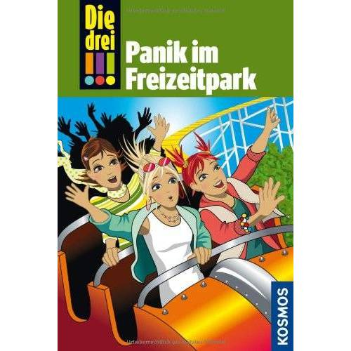Mira Sol - Die drei !!!, 29, Panik im Freizeitpark - Preis vom 17.01.2021 06:05:38 h