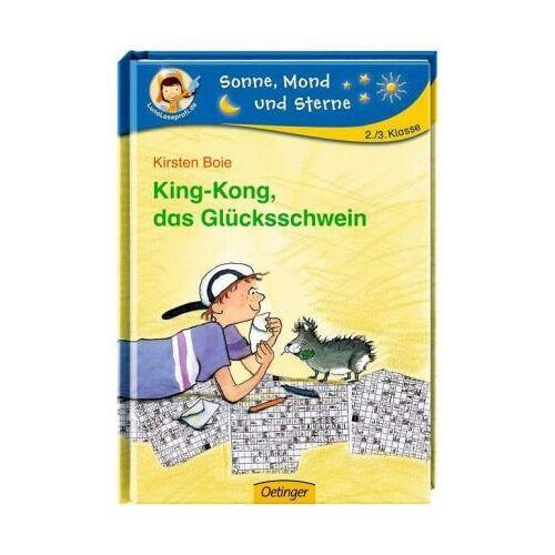 Kirsten Boie - King-Kong, das Glücksschwein - Preis vom 11.04.2021 04:47:53 h